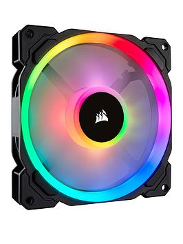 Corsair Corsair Ll140 140Mm Dual Ll Rgb Led Pwm Picture