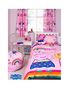peppa-pig-hooray-single-duvet-cover-set