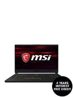 msi-gs65-stealth-8re-214uknbspintel-core-i7nbsp16gbnbspramnbsp256gbnbspssd-156-inchnbspfhd-vr-ready-gaming-laptop-withnbspgeforce-gtx-1060-6gb-graphics-call-of-duty-black-ops-4