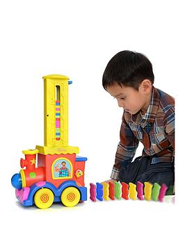 Mr Tumble Mr Tumble Mr Tumble'S Domino Train Picture
