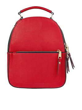 accessorize-tommie-midi-dome-backpack-red