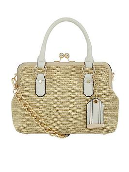 accessorize-angelina-straw-frame-bag-natural