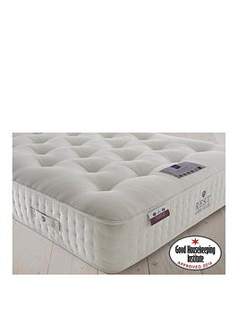 Rest Assured Rest Assured Tilbury Wool Tufted Mattress - Medium Picture