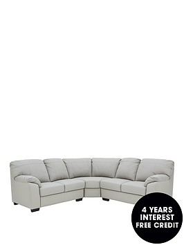 merkle-leatherfaux-leather-corner-group-sofa