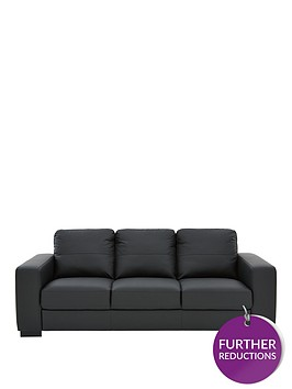 morton-real-leatherfauxnbspleather-3-seater-sofa