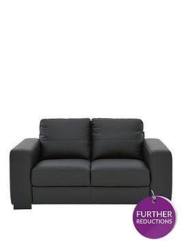 morton-real-leatherfaux-leather-2-seater-sofa