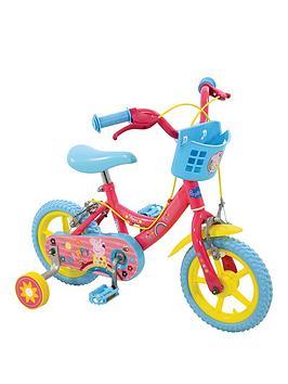 Peppa Pig  12 Inch Bike