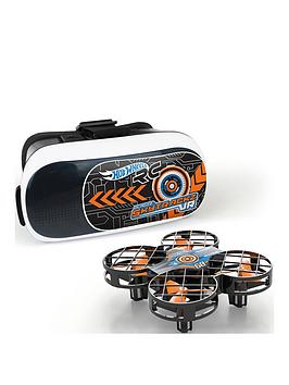 Hot Wheels Hot Wheels Drx Skytrackz Fpv Racing Set Picture