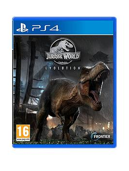 Playstation 4 Playstation 4 Jurassic World : Evolution - Ps4 Picture