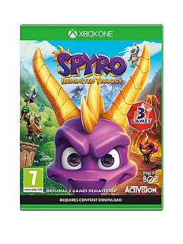 Xbox One Xbox One Spyro Reignited Trilogy Picture