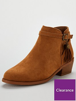 head-over-heels-palomma-flat-ankle-boot