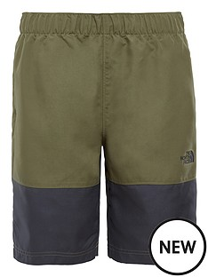 the-north-face-boys-class-v-water-short-olivenbsp