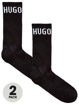 boss-2pk-logo-sport-sock