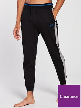 boss-authentic-cuffed-lounge-pants-black