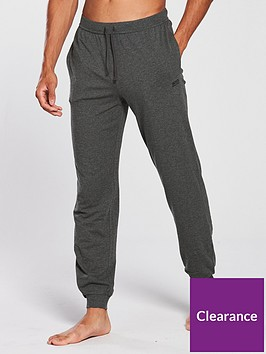 boss-bodywear-lightweight-cuffed-lounge-pants-charcoal
