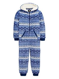 v-by-very-christmas-snowflake-fairisle-fleece-all-in-one-with-borg-lined-hood