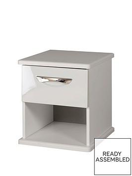 swift-neptune-ready-assembled-high-gloss-lamp-table-grey