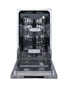 swan-sdwb75120-10-place-integrated-slimline-dishwasher-stainless-steel
