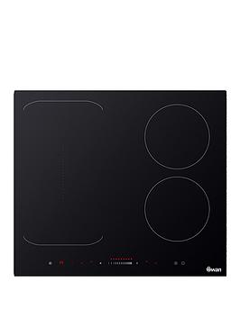 Swan Swan Sxb75210B 60Cm Induction Hob With Flex Zone - Black Picture