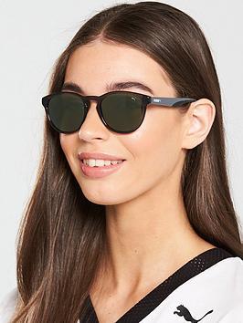 Puma Puma Oval Sunglasses - Grey Picture