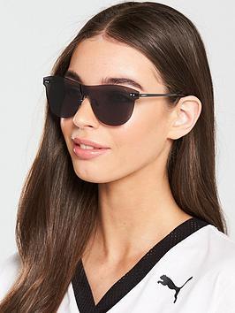 Puma Puma Sunglasses - Ruthenium Grey Picture