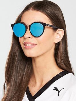 Puma Puma Sunglasses - Grey/Light Blue Picture