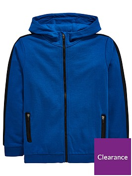 v-by-very-contrast-sleeve-panel-detail-zip-through-hoody