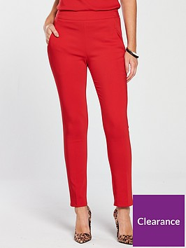 v-by-very-regular-fit-cigarette-trousers-red