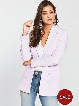 v-by-very-longline-statement-jacket-candy-pink