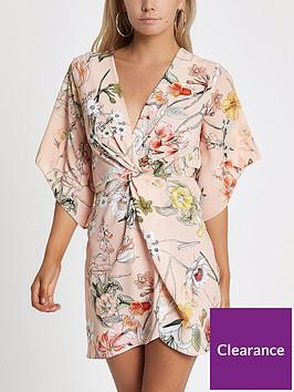 ri-petite-ri-petite-knot-front-kimono-floral-dress--pink