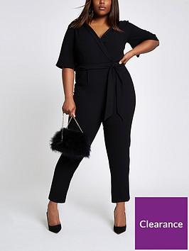 ri-plus-kimono-sleeve-jumpsuit-black