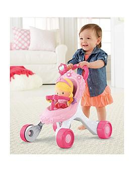 fisher-price-fisher-price-princess-chime-doll-amp-stroller-gift-set