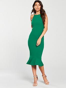 ax-paris-flute-hem-bodycon-midi-dress-jade-green