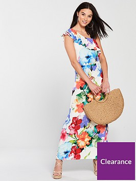 v-by-very-one-shoulder-maxi-dress-floral-print
