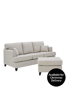 parker-fabric-3-seaternbspsofa-footstool-buy-and-save