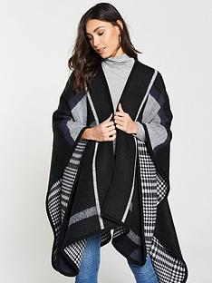 v-by-very-natasha-reversible-check-cape-with-tie-detail