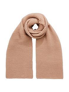 v-by-very-ebonee-plain-ribbed-scarf-pink
