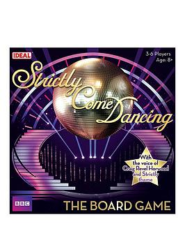Ideal Ideal Strictly Come Dancing Board Game Picture