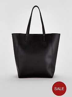 8b642c93ed6c V by Very Jordan Oversized Shopper - Black