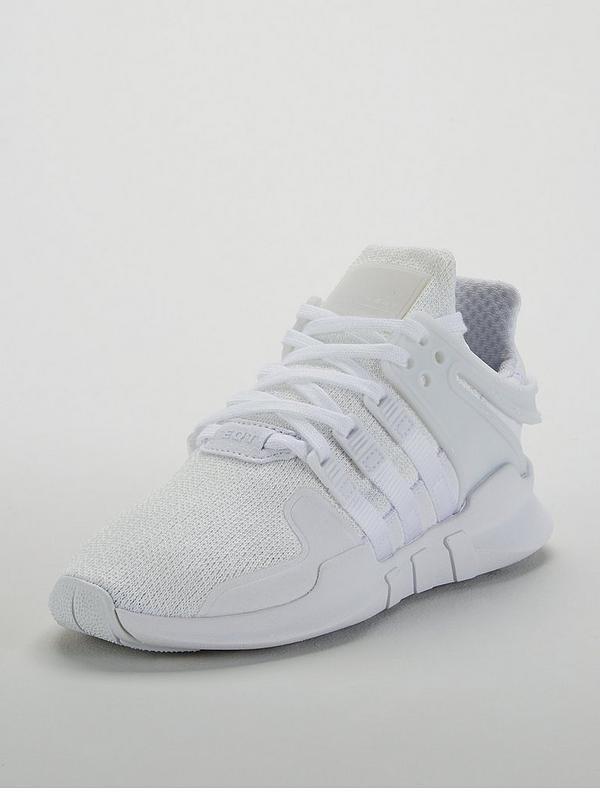 buy popular a0c37 ce4cc Adidas Eqt Support Adv Junior Trainers