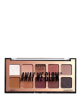 NYX Professional Makeup Nyx Professional Makeup Away We Glow Shadow  ... Picture