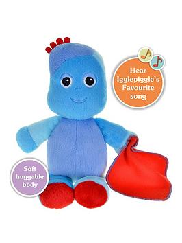 In the Night Garden  In The Night Garden Snuggly Singing Igglepiggle