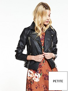 v-by-very-petite-faux-leather-pu-jacket-black