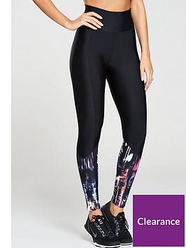 michelle-keegan-printed-panel-gym-legging-multi