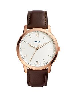 fossil-fossil-minimalist-3-hand-rose-gold-brown-leather-strap-mens-watch