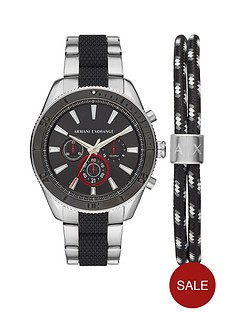 armani-exchange-armani-exchange-stainless-steel-and-silicone-black-dial-bracelet-mens-watch