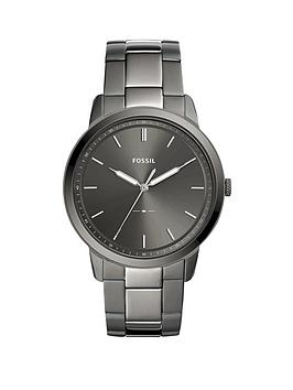 fossil-fossil-minimalist-3-hand-smoke-ip-bracelet-and-tonal-dial-mens-watch