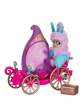 Bush Baby World    Princess Melinas Royal Carriage