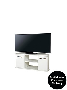 swift-neptune-ready-assembled-white-high-gloss-corner-tv-unit-fits-up-to-46-inch-tv-10-day-delivery-service