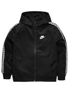 Nike Nike Older Boys Nsw Repeat Hoodie - Black Picture